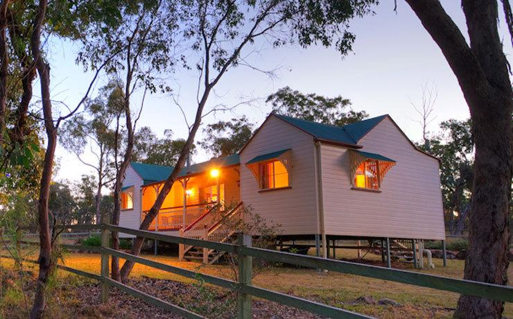Accommodation Creek Cottages  Sundown View Suites - Accommodation Great Ocean Road
